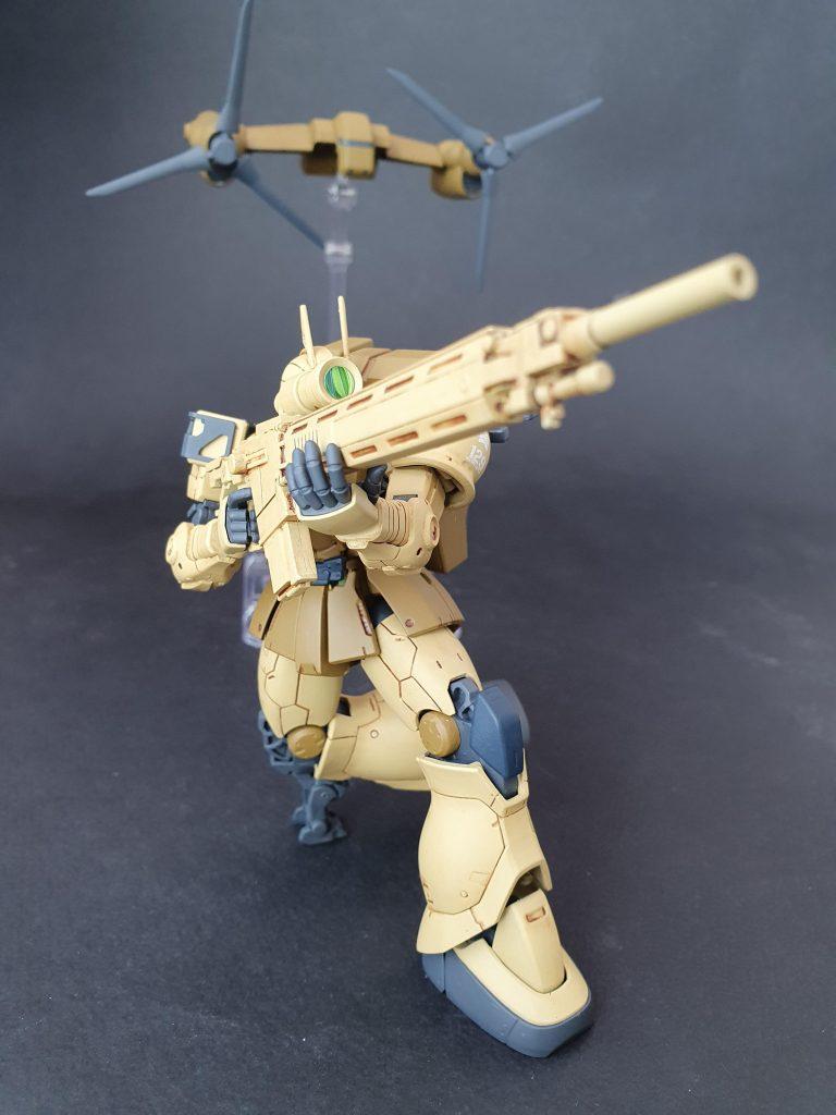 Zaku1 Sniper Type(ver.Origin) アピールショット3