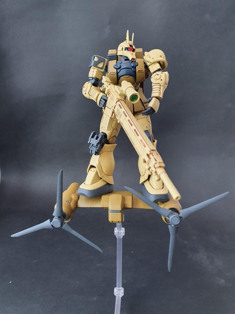Zaku1 Sniper Type(ver.Origin) アピールショット4