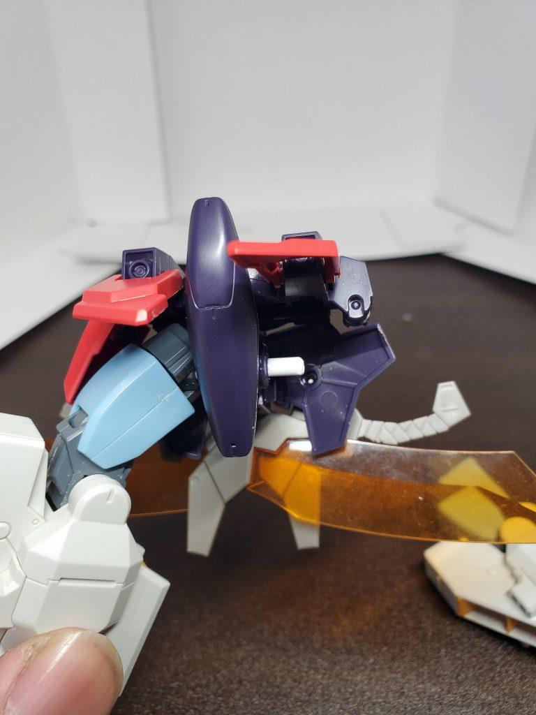 ダイバー世界での自分専用機 制作工程1