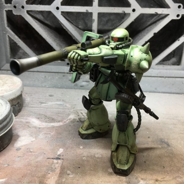 ZAKUⅡ 量産型 HGUC040