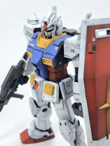 HG RX78-2 ガンダム(GUNDAM THE ORIGIN版)