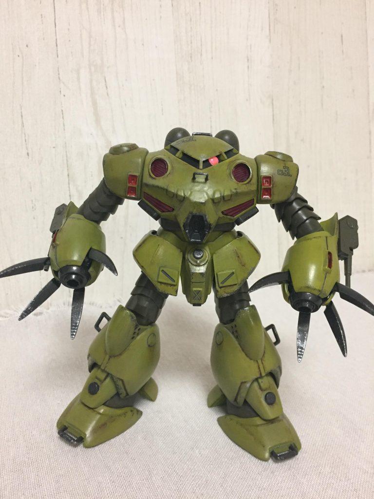 ズゴックE(緑) アピールショット5
