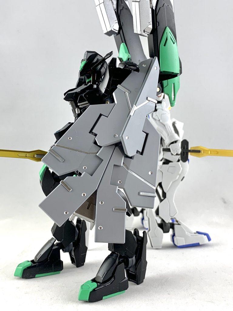ASW-G-01/E ガンダムバエル・エラー 制作工程3
