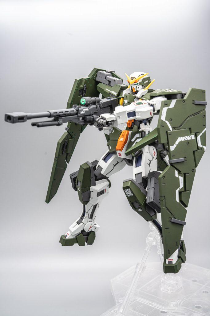 MG ガンダムデュナメス アピールショット3