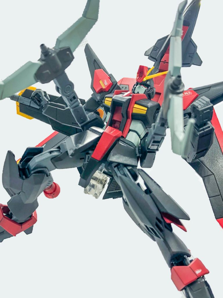 GAT-X370 レイダーガンダム アピールショット7