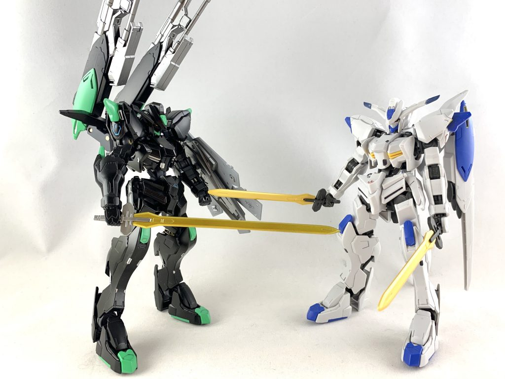 ASW-G-01/E ガンダムバエル・エラー アピールショット7