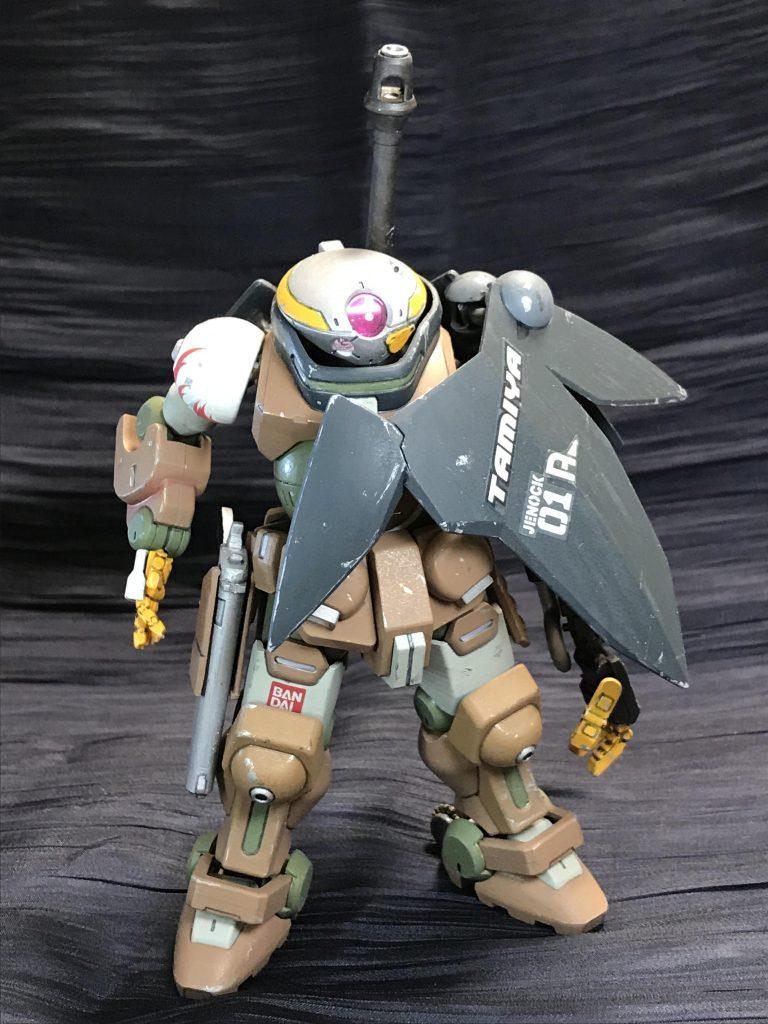 グリモア ゾンビストライカー アピールショット3