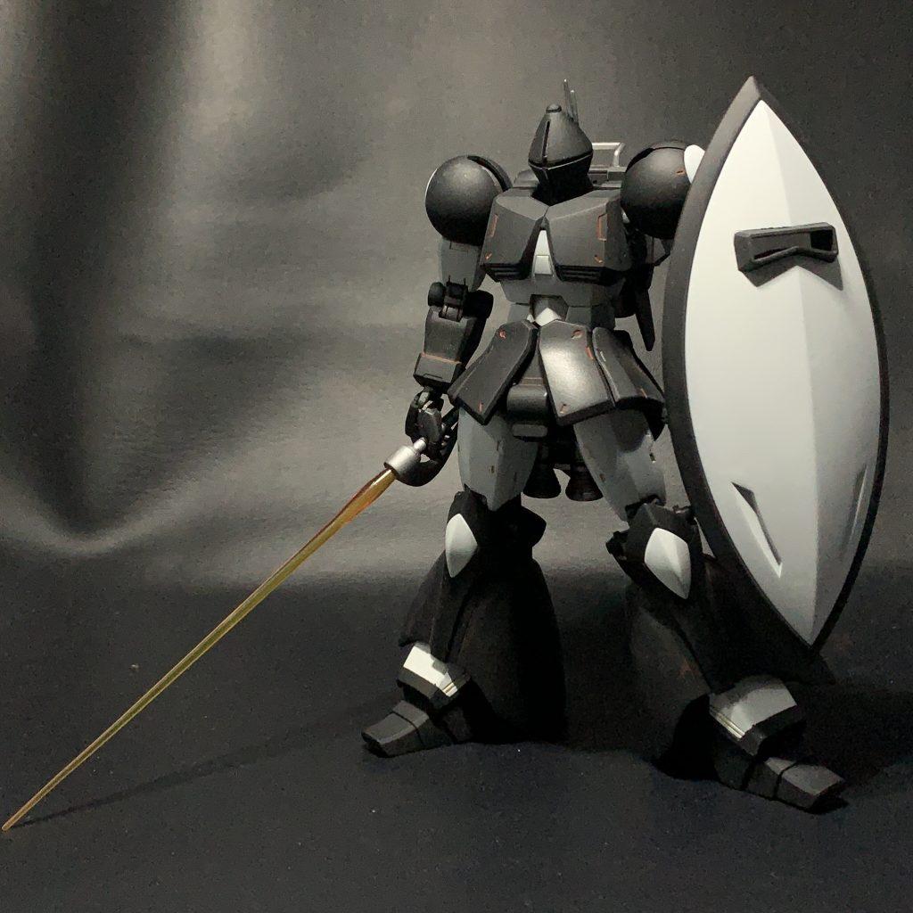 ギャン 宙間機動試験機 (リック・ギャン) アピールショット7