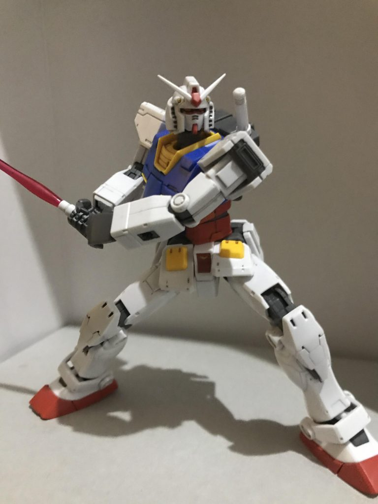 RX-78-2 ガンダム(最終戦仕様)  アピールショット5