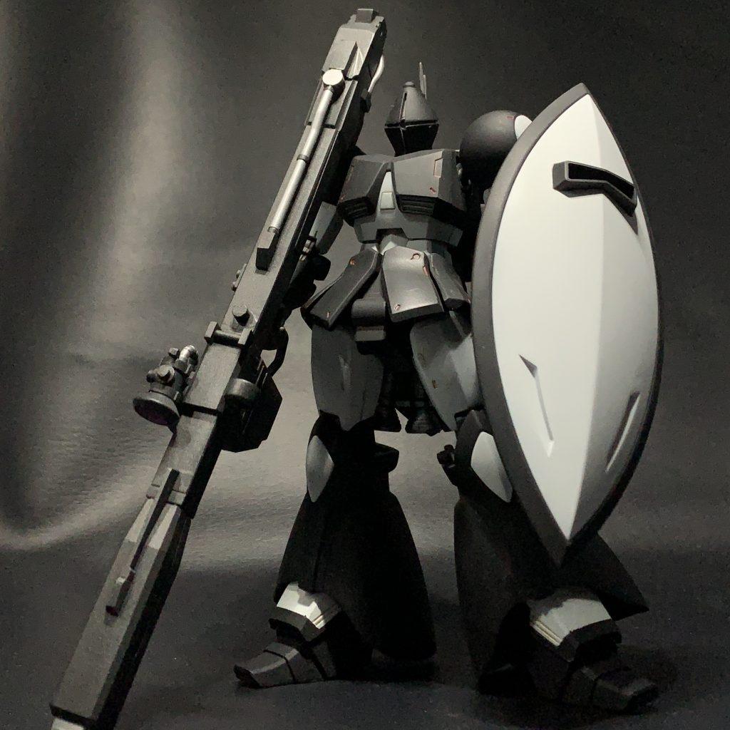 ギャン 宙間機動試験機 (リック・ギャン) アピールショット3