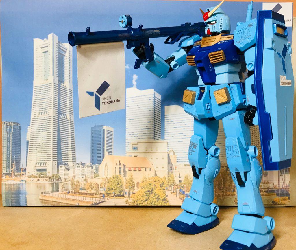 MG【verKA】RX-78-2 GUNDAM OPEN YOKOHAMA.ver