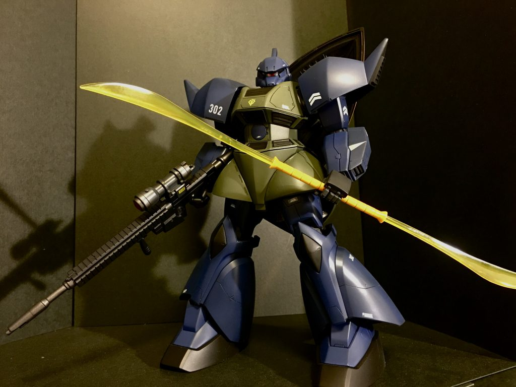 MG/ゲルググ(ガトー専用機) アピールショット4
