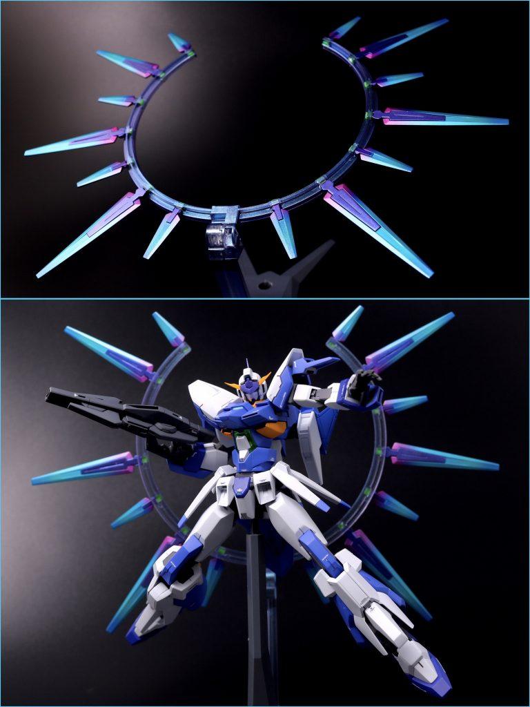 ガンダムAGE FX-AURORA- アピールショット2