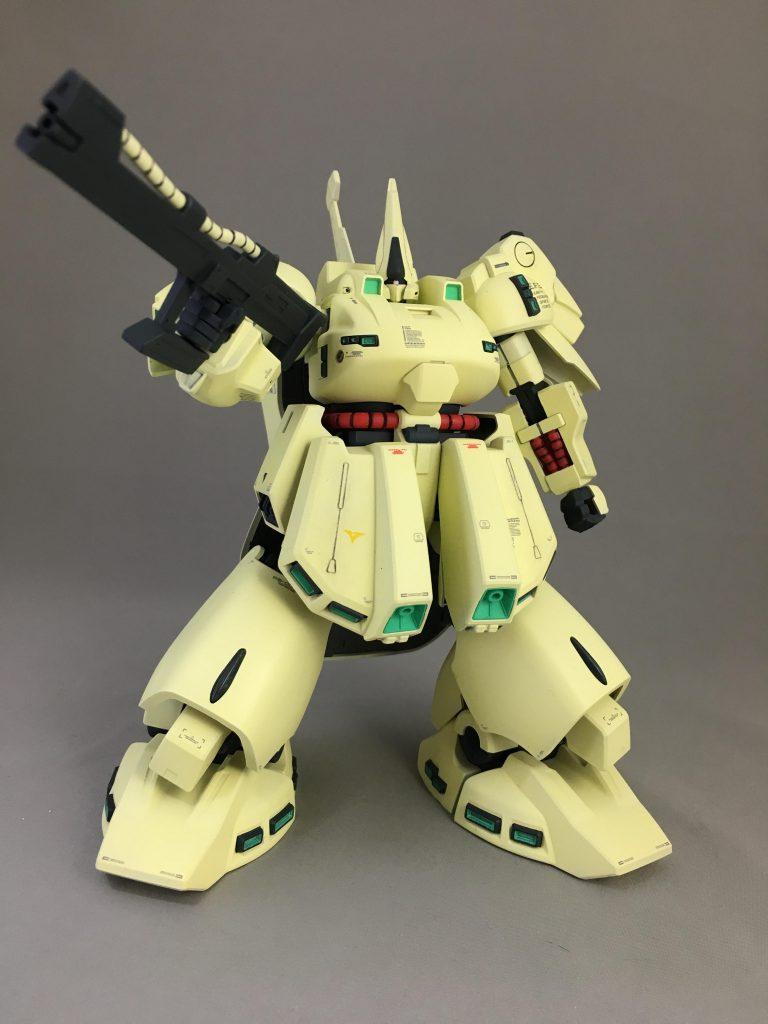 PMX-003 ジ・オ 制作工程1