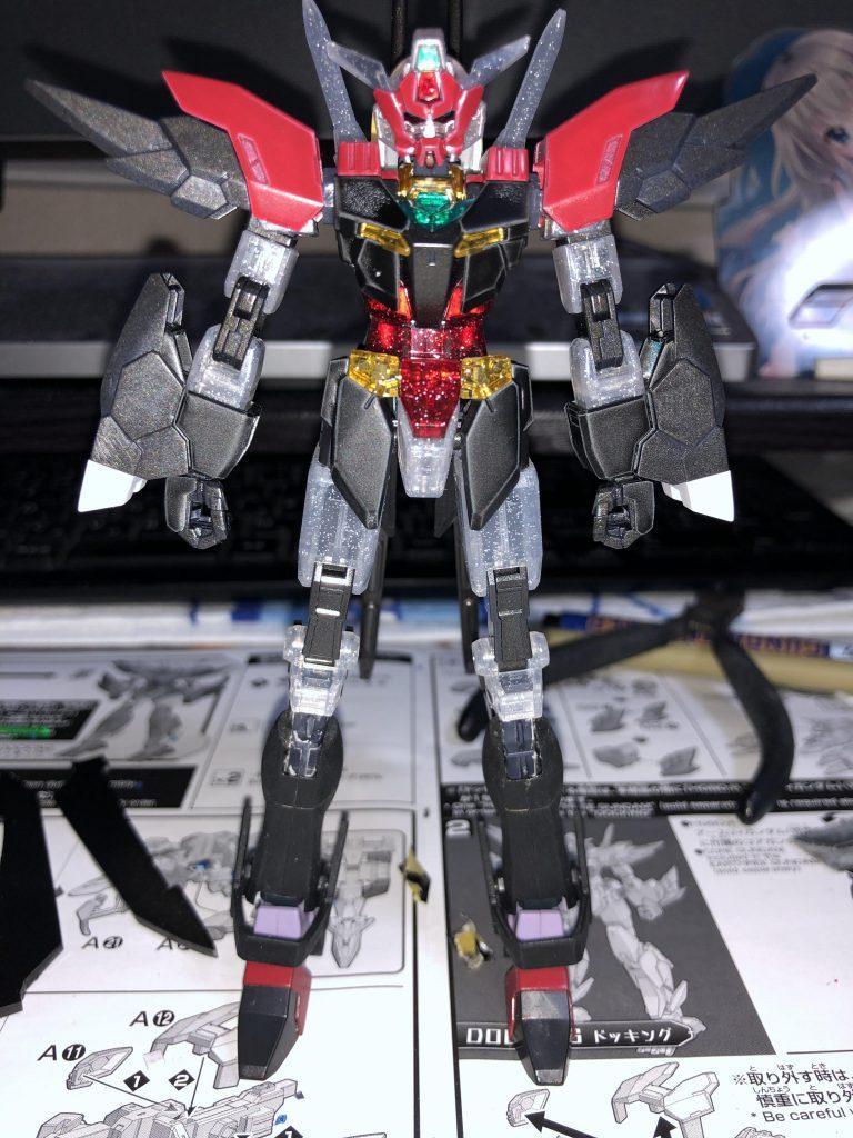 コアガンダム スタイル・ガイア アピールショット2
