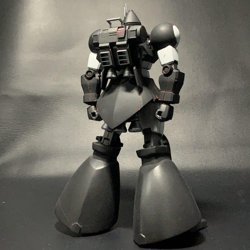 ギャン 宙間機動試験機 (リック・ギャン) アピールショット2
