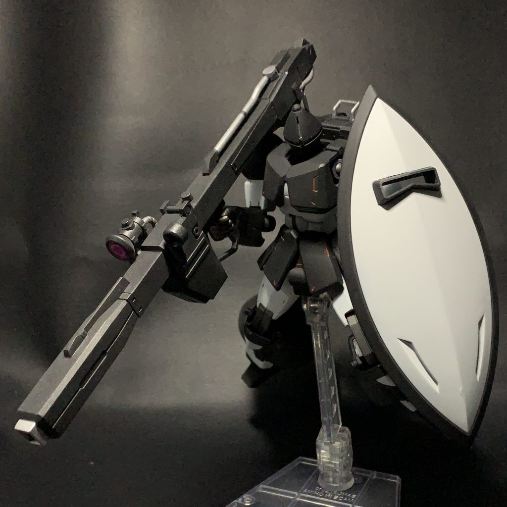 ギャン 宙間機動試験機 (リック・ギャン)