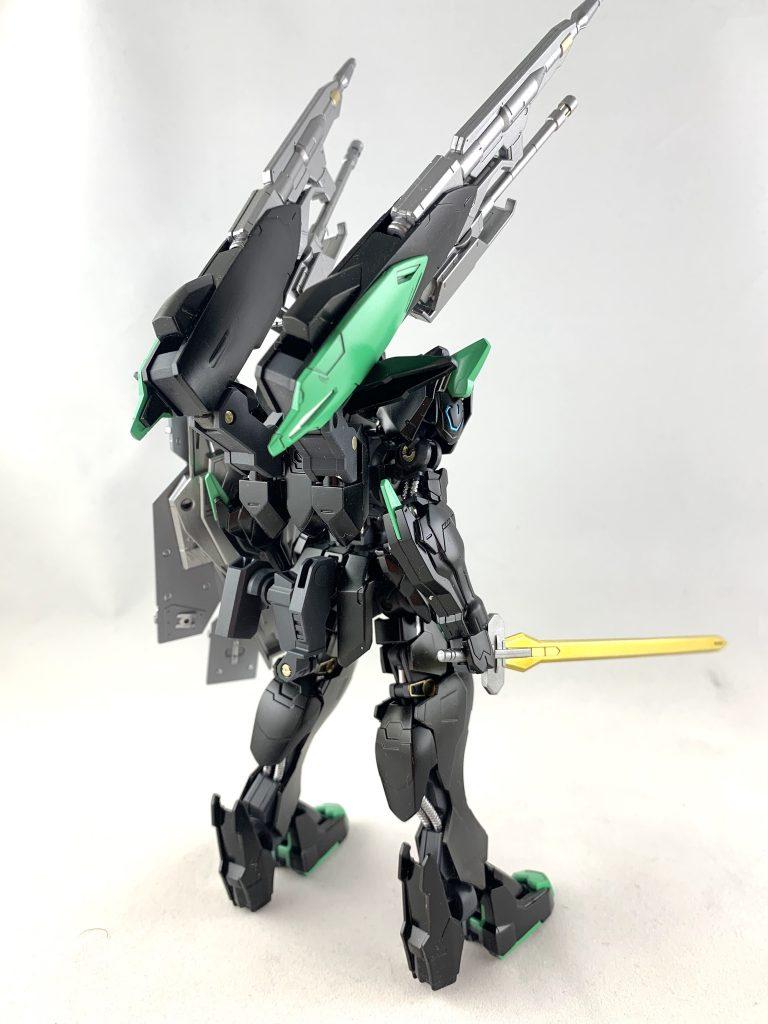 ASW-G-01/E ガンダムバエル・エラー アピールショット2