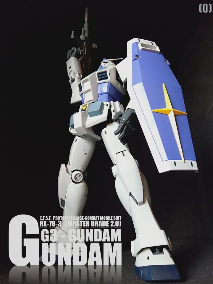 RX-78-3 GUNDAM Ver.2.0 G3 No1