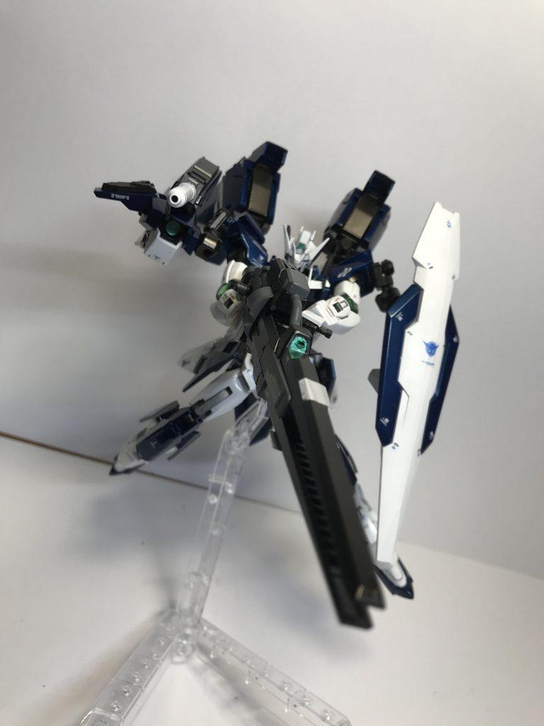 GN00R ガンダムルヒエル アピールショット6