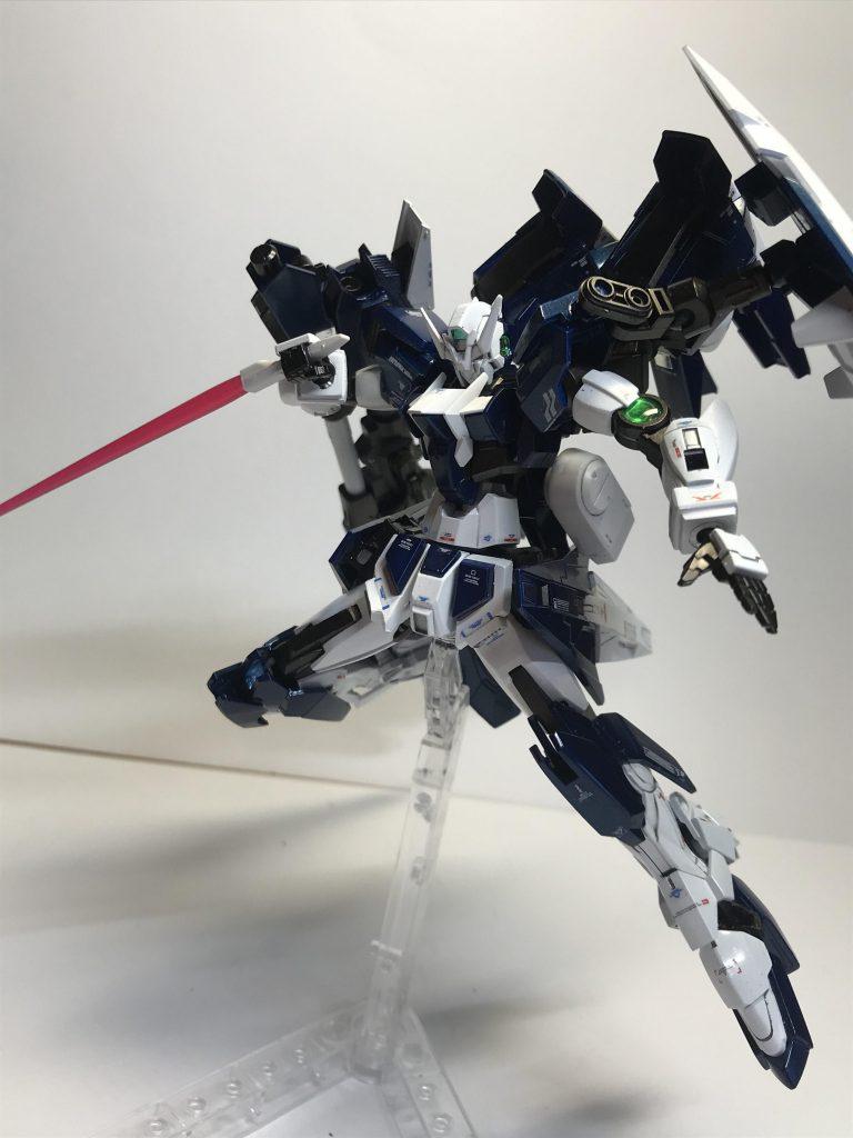 GN00R ガンダムルヒエル 制作工程4