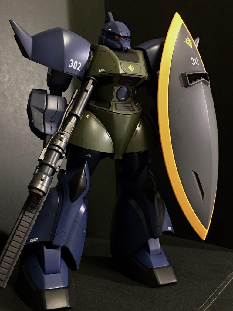 MG/ゲルググ(ガトー専用機) アピールショット2