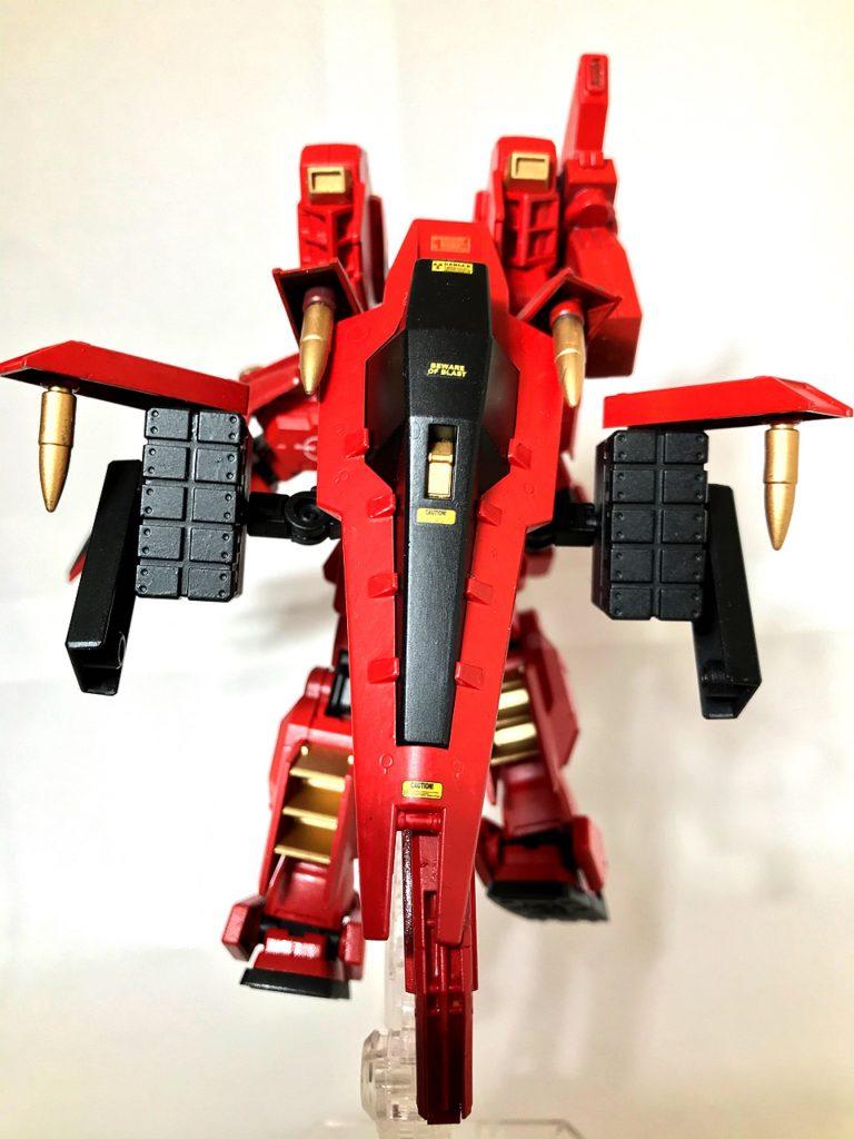 【HG】RX-121-00 RGM TR-1 【michibon CUSTOM】 アピールショット3