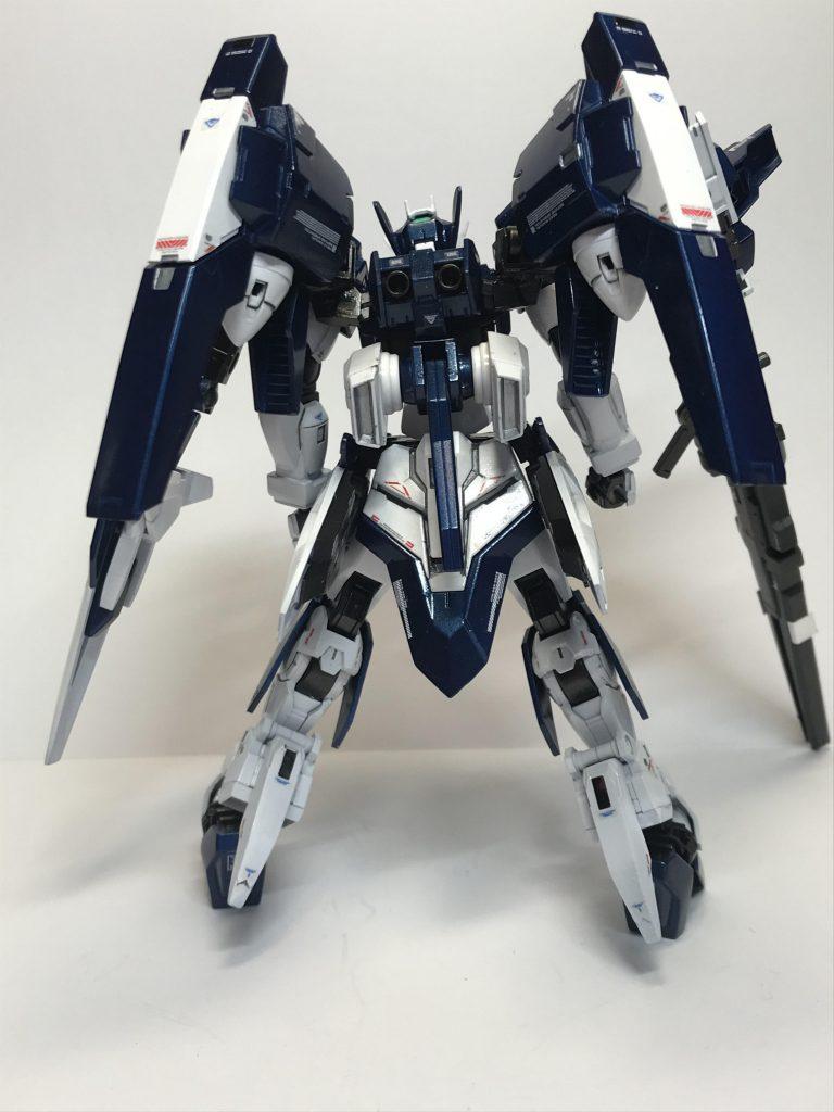 GN00R ガンダムルヒエル アピールショット2