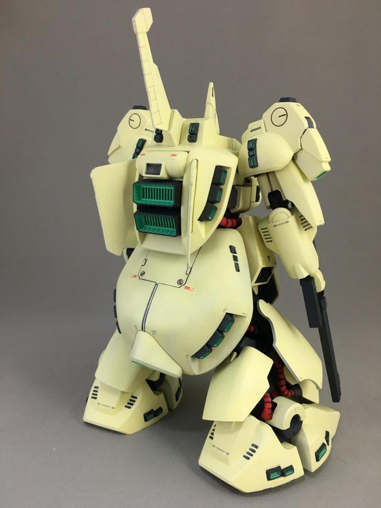 PMX-003 ジ・オ アピールショット4