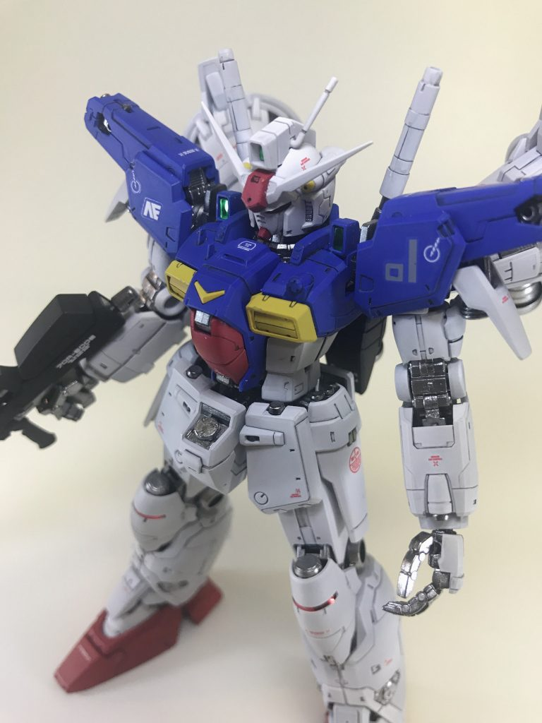 GUNDAM GP01 FULL BURNERN アピールショット1