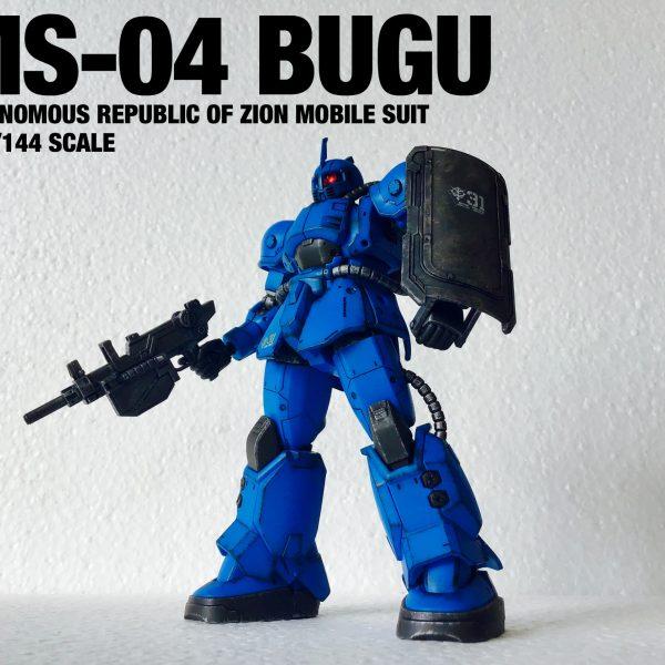 HG MS-04 BUGU (RAMBA RAL)