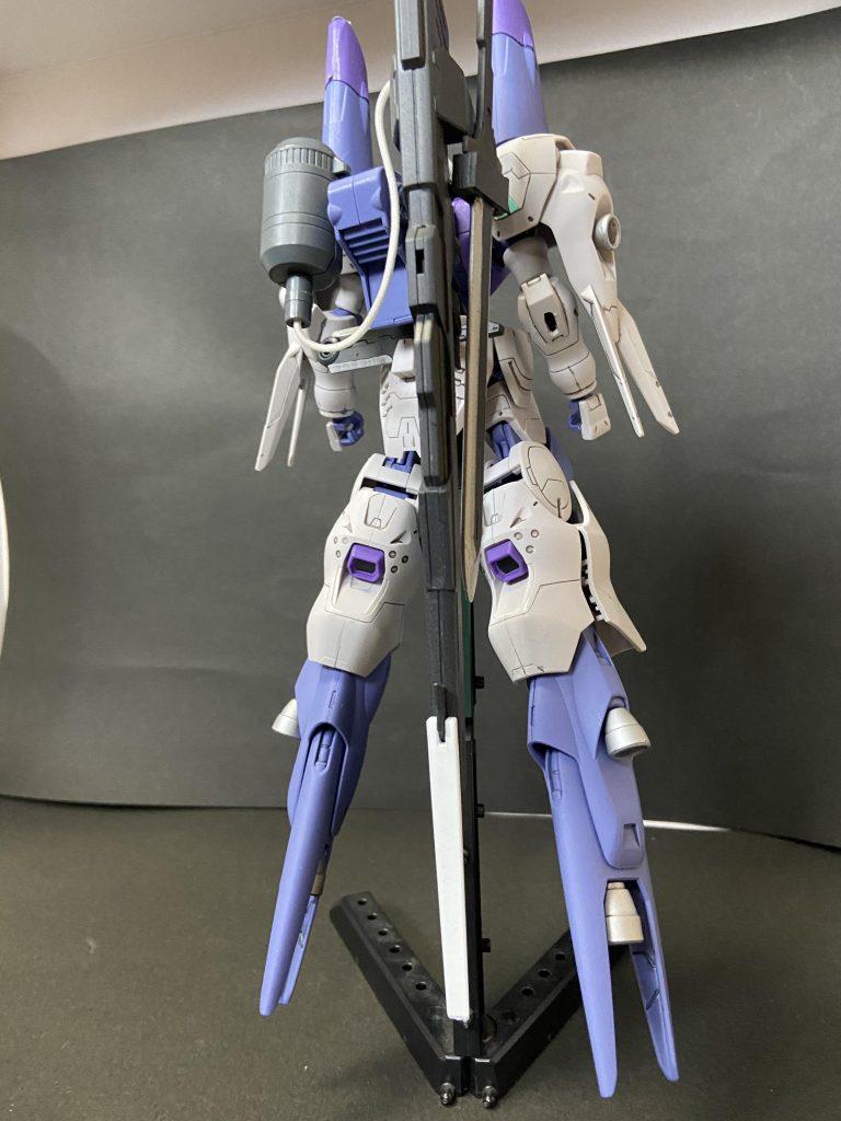 ガンダムフレーム・キマリス 武装試験装備 アピールショット2