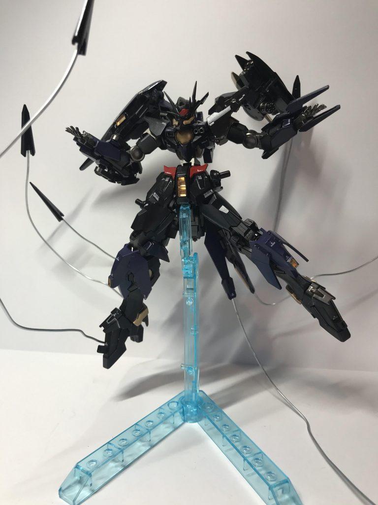 GN-xxxx4 ガンダムドミニオン 制作工程6