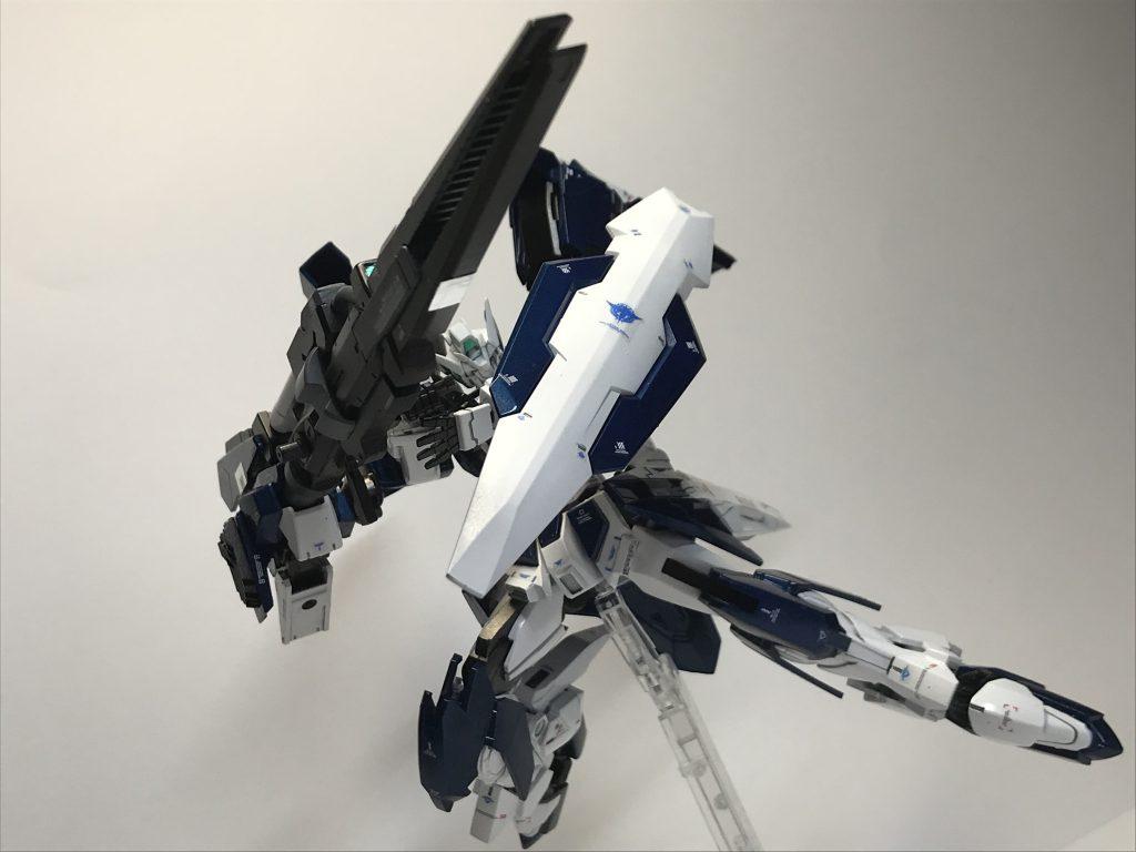GN00R ガンダムルヒエル アピールショット4