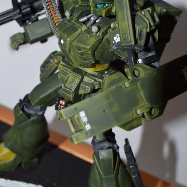 ジェガンD型自衛隊仕様(自衛隊用レイバー)