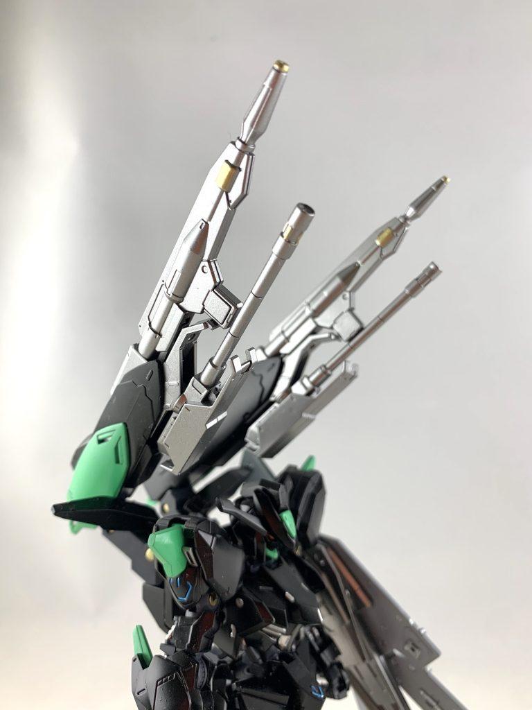 ASW-G-01/E ガンダムバエル・エラー アピールショット3