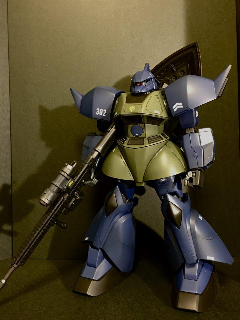 MG/ゲルググ(ガトー専用機) アピールショット7