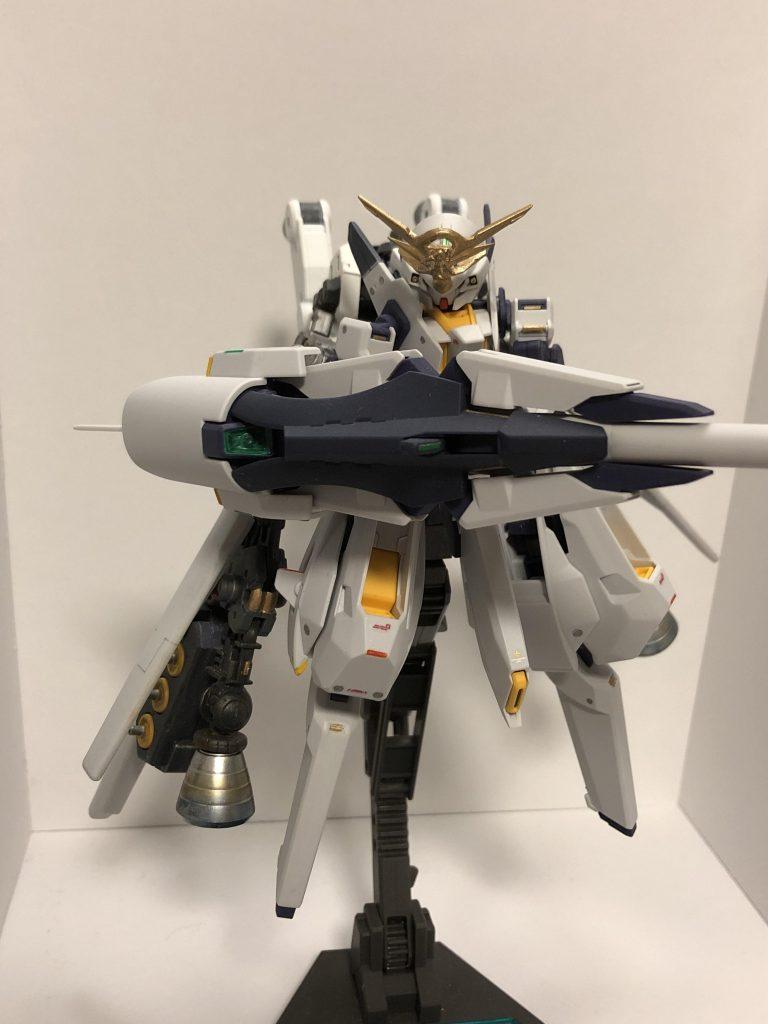 TR-6  [ウーンドウォート/要塞攻略仕様] 制作工程4
