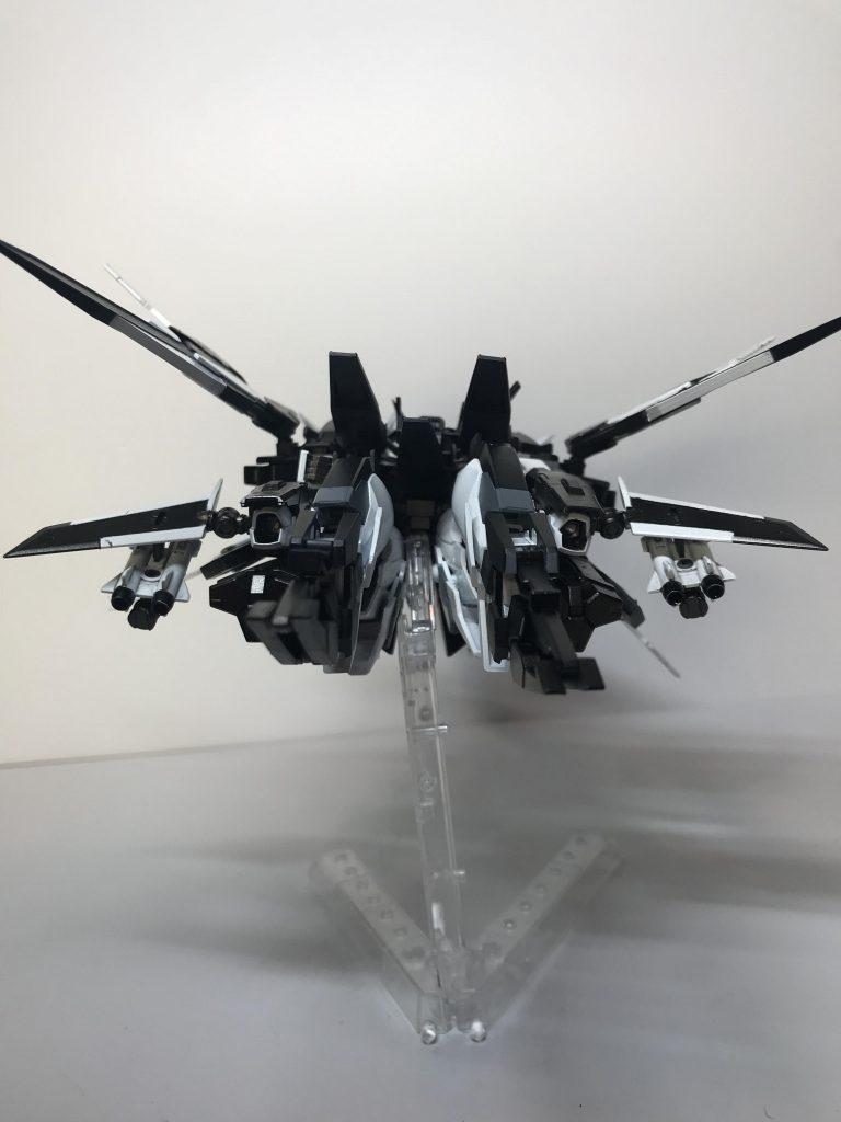 ガンダムAGE2ファルケ 制作工程2