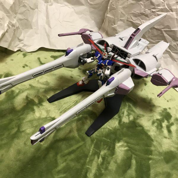 ミーティアユニット(フォースインパルスガンダムエクストリーム専用機)