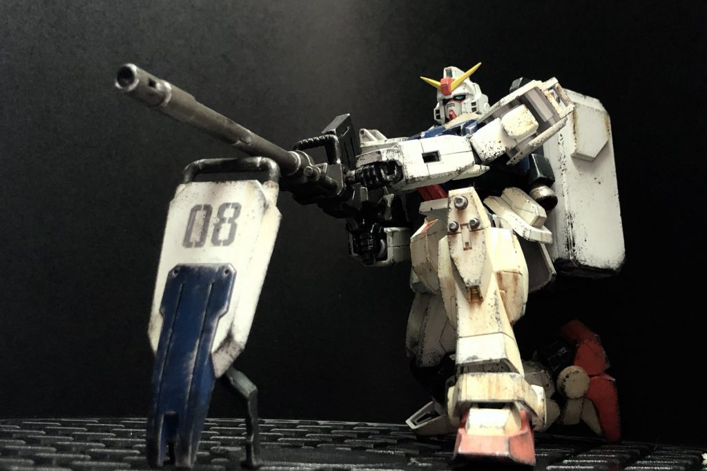 HGUC RX-79[G] Gundam Ground Type