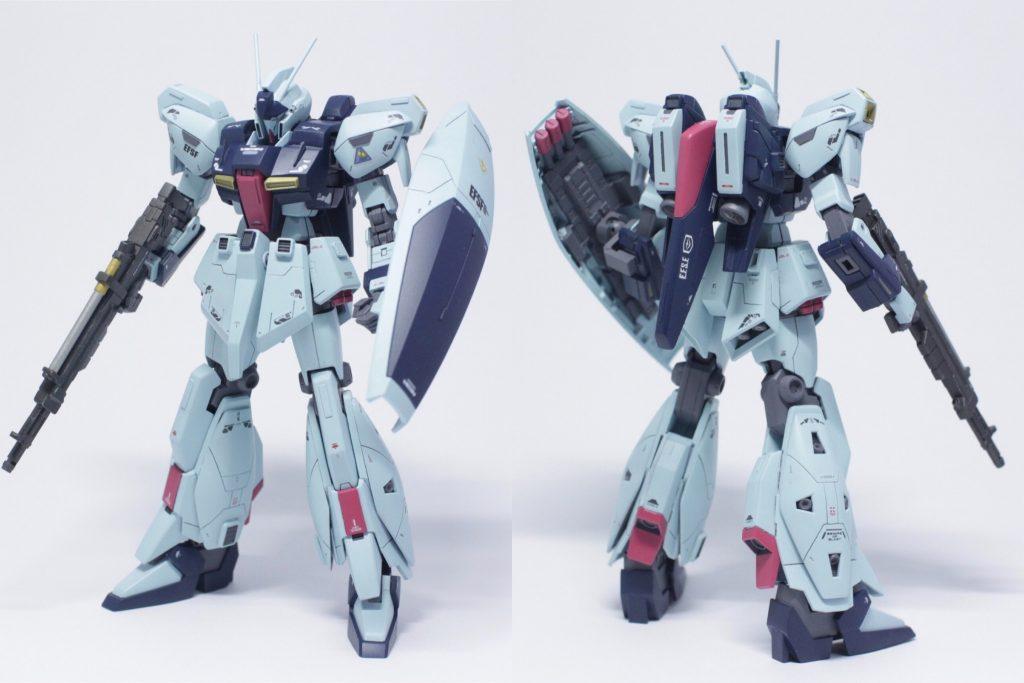 RGZ-91 Re-GZ アピールショット1