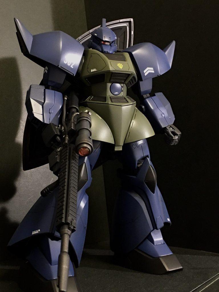 MG/ゲルググ(ガトー専用機) アピールショット1