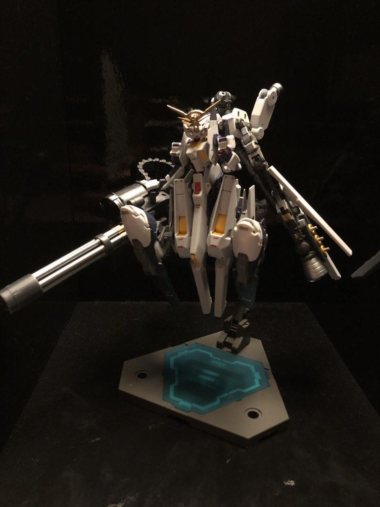 TR-6  [ウーンドウォート/要塞攻略仕様] 制作工程2