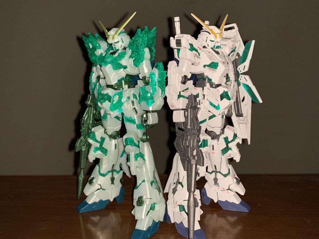 ユニコーンガンダム【結晶体】 アピールショット7