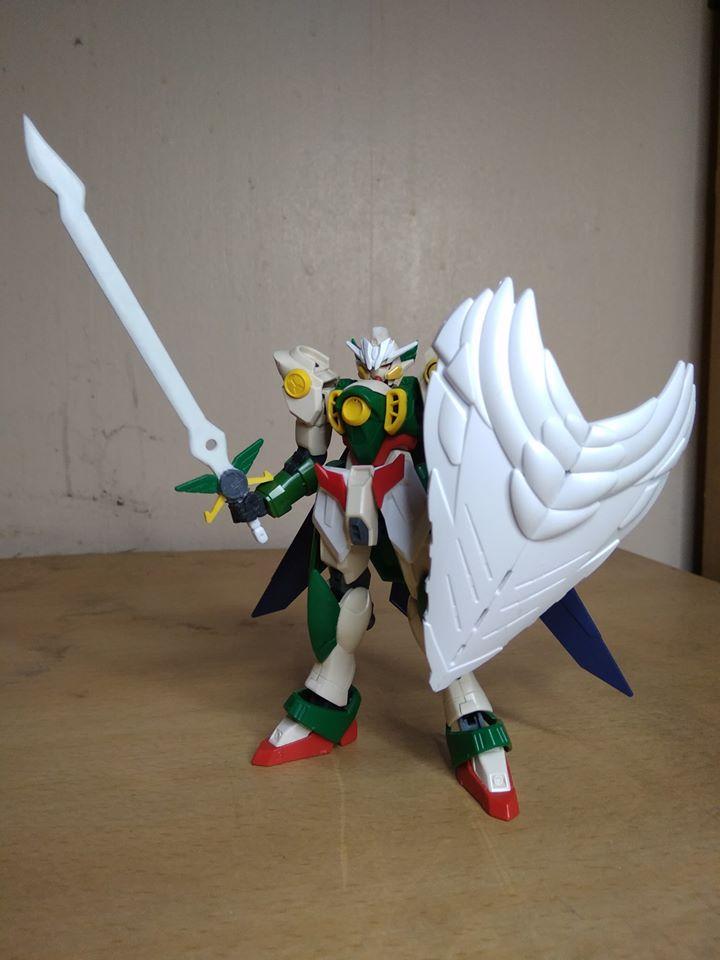 翼の騎士ゼロ 制作工程3