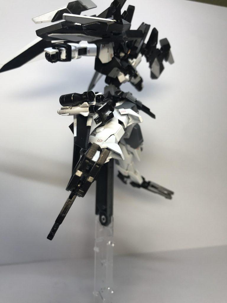 ガンダムAGE2ファルケ 制作工程3