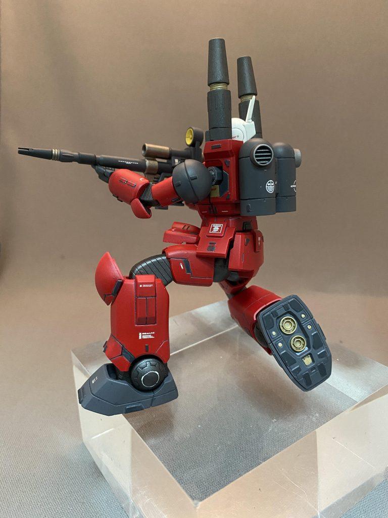 HG ガンキャノン 制作工程4
