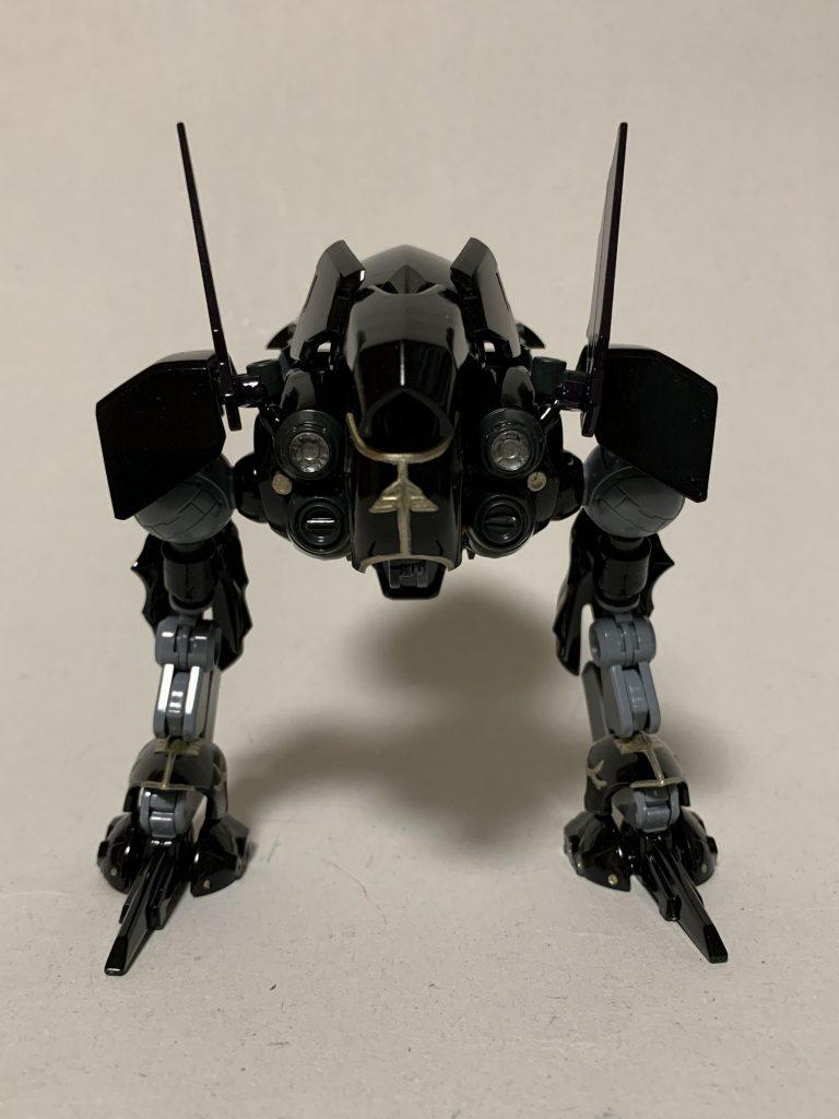 帝国従兵機 魔導リーパー アピールショット1