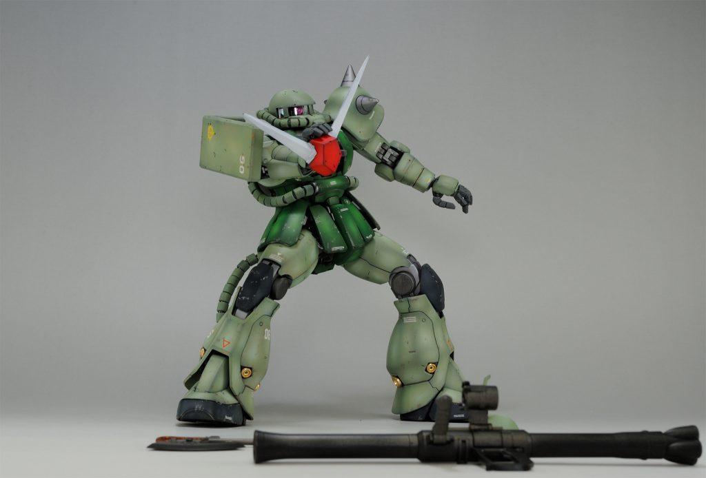 [MG]ザクS型